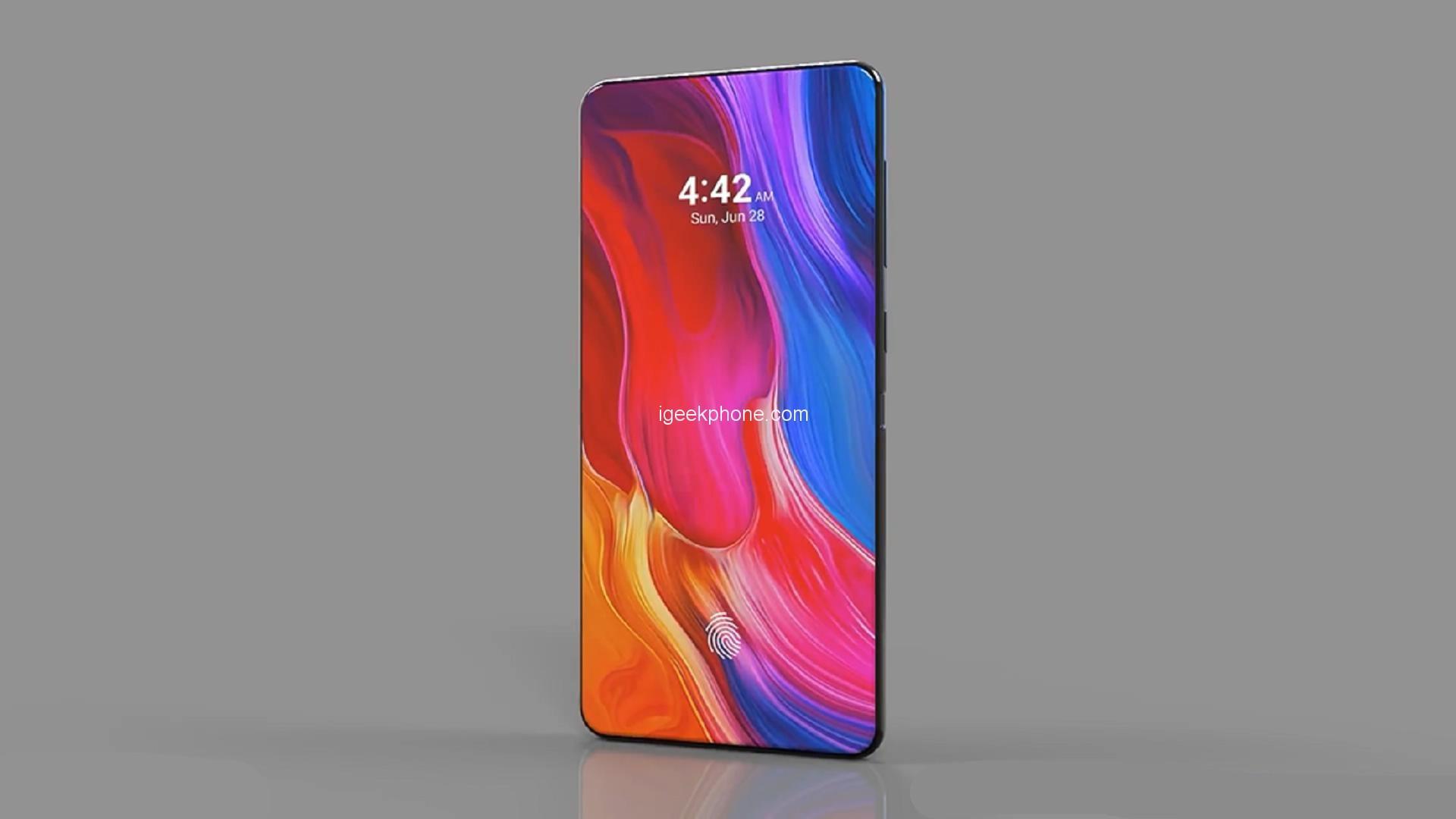 新机「上手」视频曝光,小米的折叠屏手机要来了?_0
