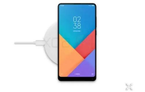小米Max 3曝光:第一款使用Qi无线充电的小米智能手机